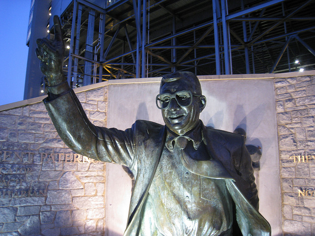 CBS fires sports blogger following Twitter-based misstep on Paterno's death
