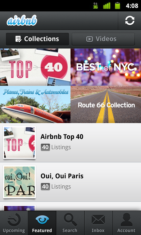 2 1 featured1 Airbnb makes room finding easier on Android mobile devices