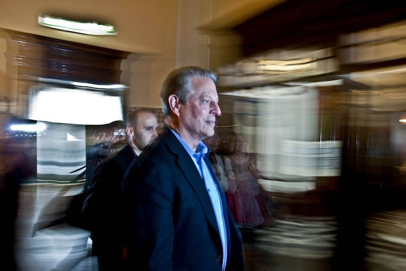 Al Gore says SOPA threatens that thing he invented [video]