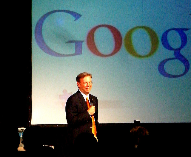 Reporter says Google culture 'makes no sense', Eric Schmidt responds [video]