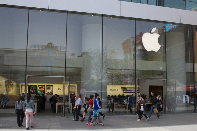 Apple facing $1.88 million lawsuit in China over sales of illegal book downloads