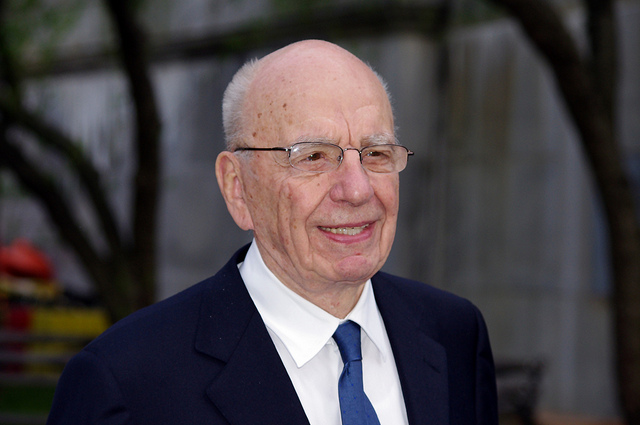 Rupert Murdoch is at it again on Twitter, calls Google a 'piracy leader'