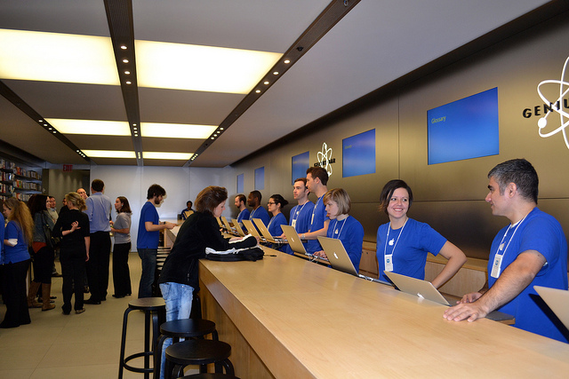 Apple reportedly in talks to open 7th NYC Apple Store, in Queens