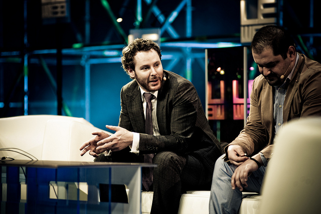 Sean Parker says Facebook IPO could be 'the largest offering in history' [video]