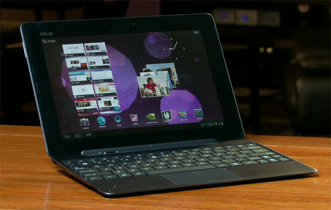 Asus faces customer backlash over Transformer Prime's locked bootloader