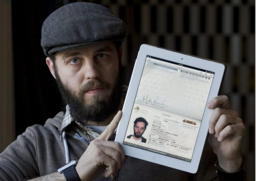 GMH104005100 high 520x369 This passport less Canadian got into the US with nothing more than an iPad