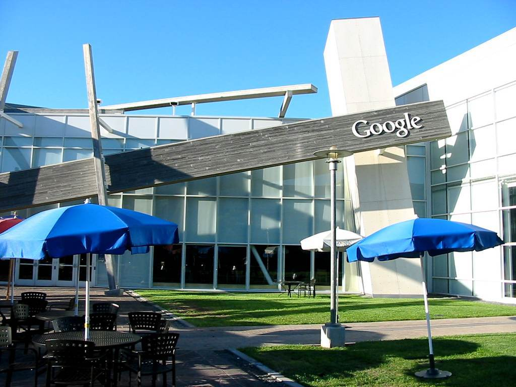 A $5,000 tour of Googleplex hits the auction block