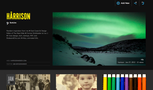 HÅRRISON by harrison 520x306 10 Beautiful examples of responsive Web design
