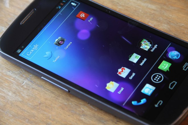 Sprint version of LTE Galaxy Nexus outed by premature advert