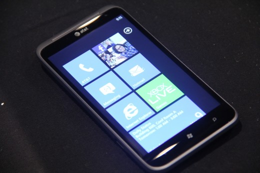 IMG 5669 520x346 We go hands on with the 16 megapixel HTC Titan II LTE [Video]