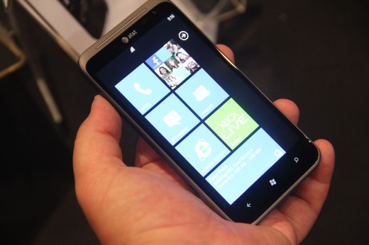 IMG 5673 520x346 We go hands on with the 16 megapixel HTC Titan II LTE [Video]
