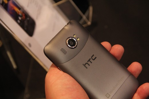 IMG 5675 520x346 We go hands on with the 16 megapixel HTC Titan II LTE [Video]