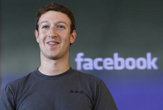 Zuckerberg comes out against SOPA on Facebook, gets 75k likes in 10 minutes