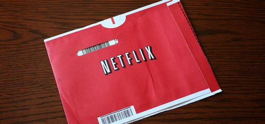 Netflix envelope by hinnosaar