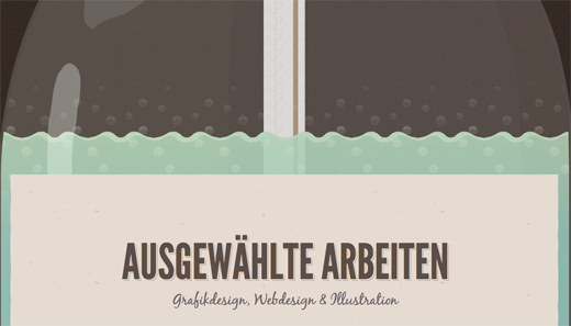 Online Portfolio von Jan Ploch – Webdesigner Grafikdesigner aus Hamburg 9 Excellent examples of scrolling websites for designers