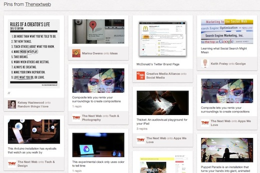 Pinterest Website2 Everything you need to know about Pinterest [Invites]