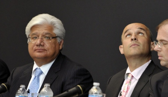 RIM reportedly preparing to oust chairmen Mike Lazaridis and Jim Balsillie
