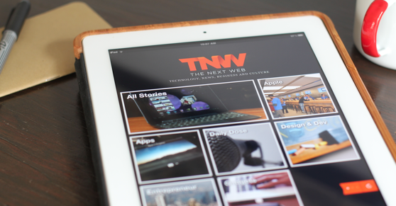 TNW for iPad is here!