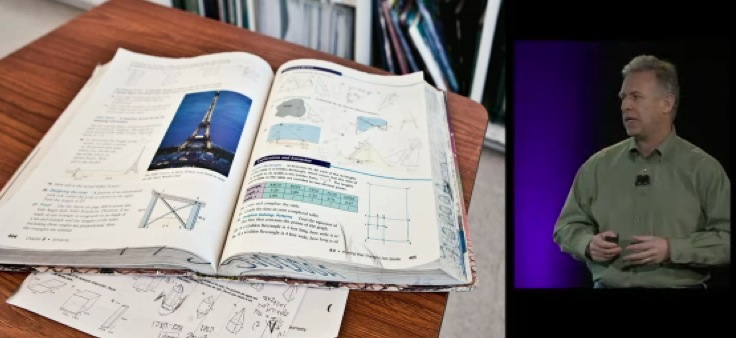 How Apple's internal iContest for interns may have helped create iPad textbooks