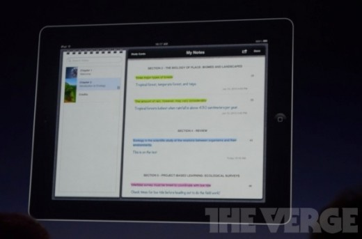 Screen Shot 2012 01 19 at 7.19.25 AM 520x343 Apple announces iBooks 2, a new textbook experience for the iPad