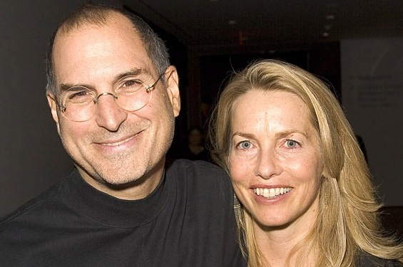President Obama has invited Steve Jobs' wife Laurene to State of the Union address