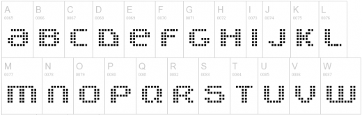 11 Surprisingly Good Pixel Typefaces