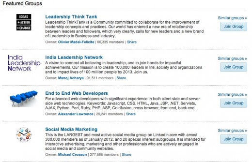 Screen shot 2012 01 16 at 3.35.37 PM 520x335 11 useful tips for marketing your brand on LinkedIn