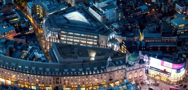 Telefónica Digital opts for London's Regent Street for its global HQ