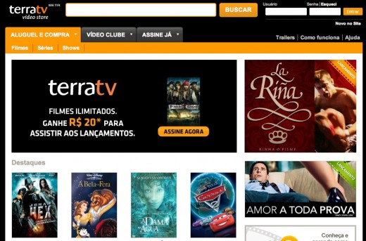 Terra TV 520x343 Telefonica signs Sony Pictures deal in Latin America, watch out Netflix
