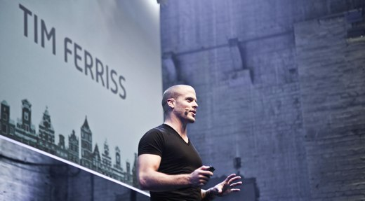 Tim Ferriss at The Next Web Conference How The Next Web Conference is evolving in 2012