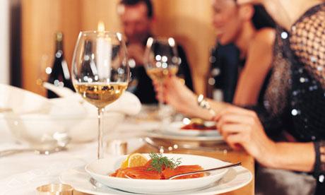 Networking dinner tips