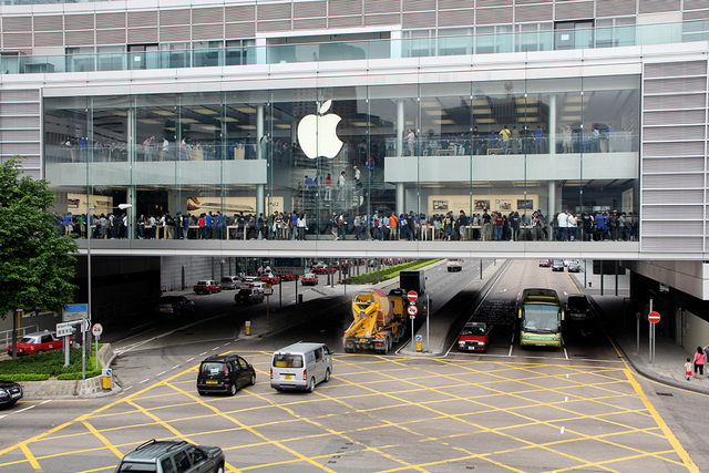 Apple introduces new ticketing system to stop iPhone scalpers in Hong Kong