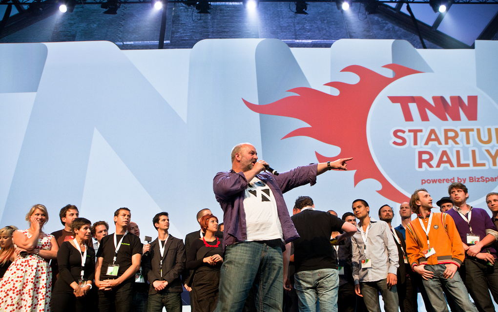 Announcing: TNW Startup Rally 2012 at The Next Web Conference