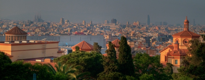 Barcelona is set to be the first European city with widespread contactless payments