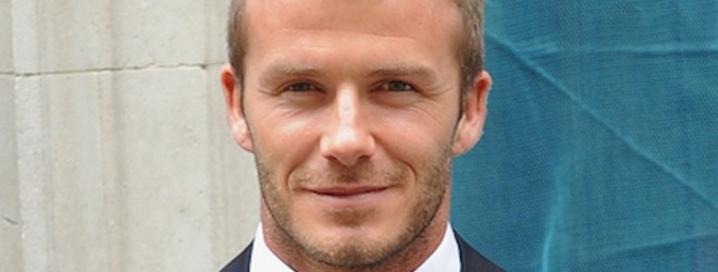 David Beckham is going Google, with a live YouTube interview and Google+ hangout