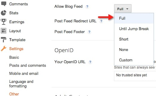 blog feed Blogger finally gets threaded comments. Heres how to enable them.