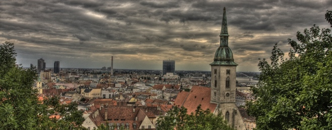 Is Slovakia's capital Bratislava on track to join the top European tech startup cities?