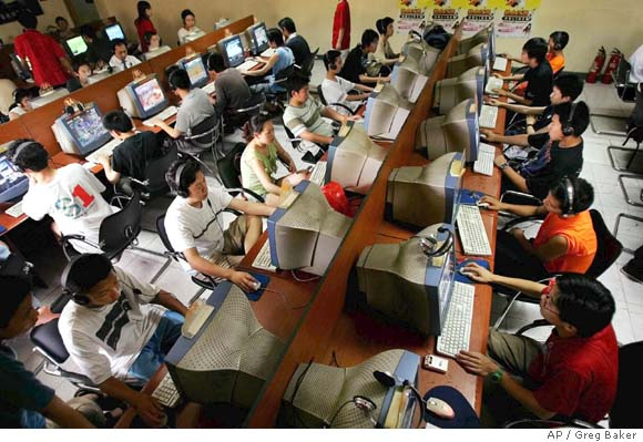 China now has more than half a billion Internet users