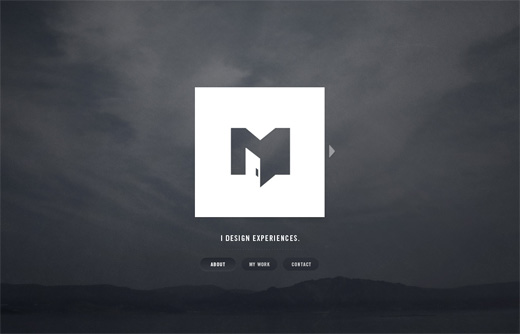 christopher meeks copy 16 Beautiful examples of texture in web design