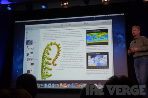 ea06783a a84f 4f08 8404 01ddd349d58d 520x344 Apple announces iBooks Author, a Mac app for authoring iPad books