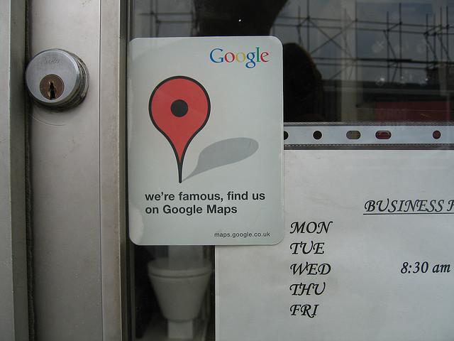 Google Maps Game Coming To Google - Find-us-on-google-maps-stickers