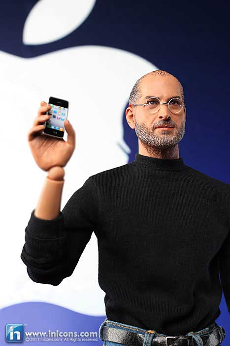 gallery2 This Steve Jobs action figure is so realistic, its actually kind of freaky