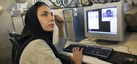 internet in iran
