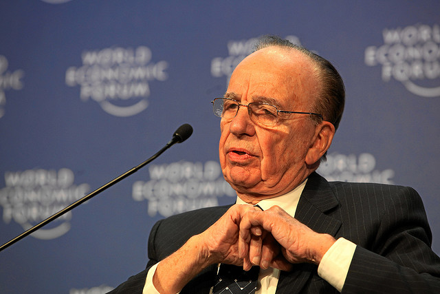 Grumpy Rupert Murdoch says 'many' SOPA supporting senators have skedaddled