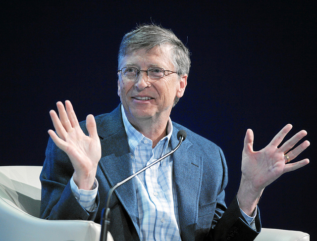 Bill Gates' philanthropic efforts have helped save over 5.8 Million lives