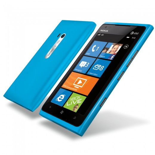 nokia 900 520x520 Nokia finally announces the Lumia 900   and its coming to AT&T