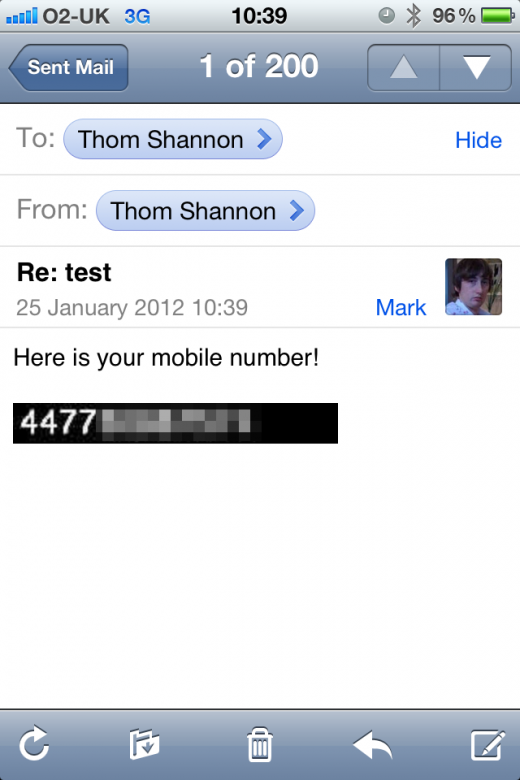 photo4 520x780 How O2 could unwittingly help spammers conduct a nasty phishing campaign
