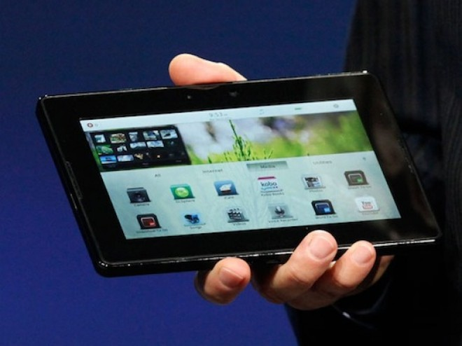 PlayBook sold out in India as festive sale gives RIM tablet rare boost