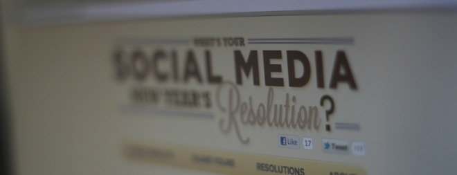 Posterous says social media new years resolutions are all about privacy and control