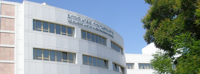 Hackers launch a DDOS attack on the website of one of Israel's oldest hospitals